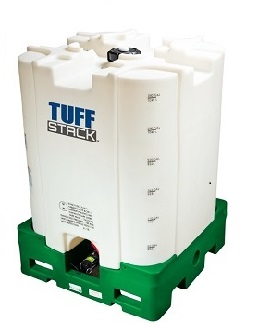 "New ""Tuff Stack"" All Poly IBC Tote"