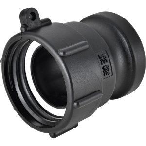 2″ Coarse x 2″ Male Camlock adapter