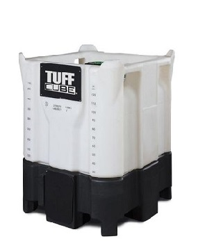 "New ""Tuff Cube"" All Poly IBC Tote"